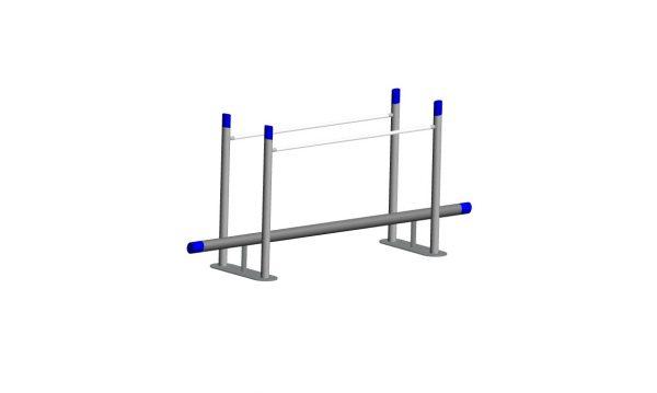 denfit Balance Beam Bars