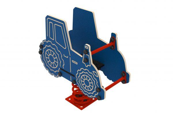 tractor spring toy