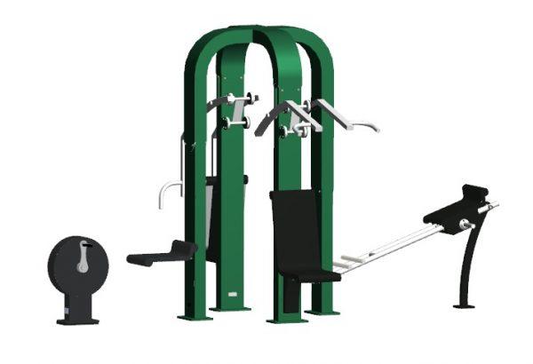 Denfit Gym combi