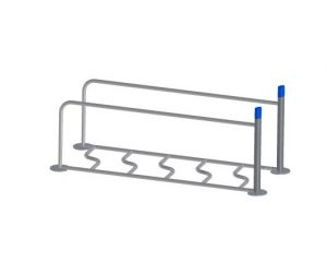 denfit walking bridge bars