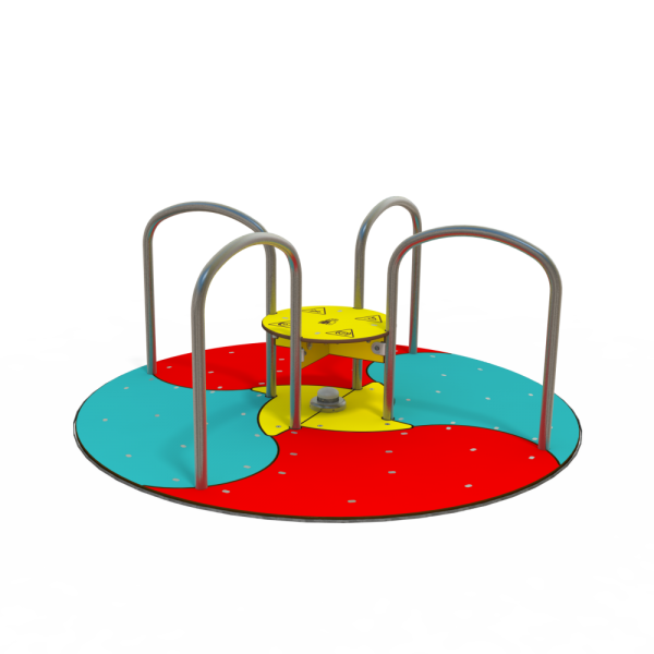qualicite inclusive spinner roundabout