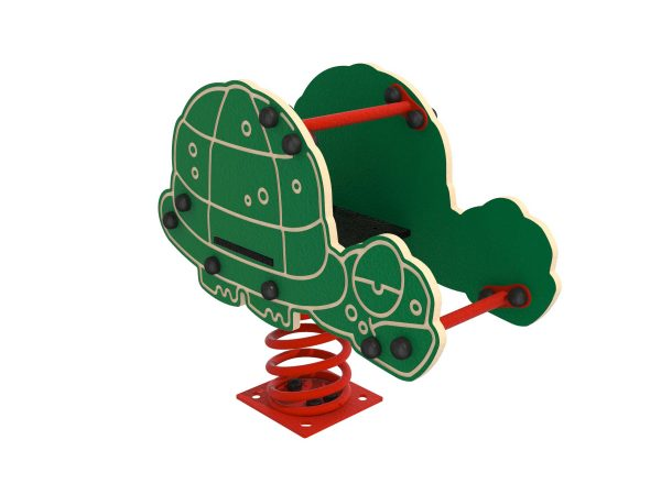 turtle spring toy