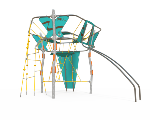 qualicite rope play climber playground