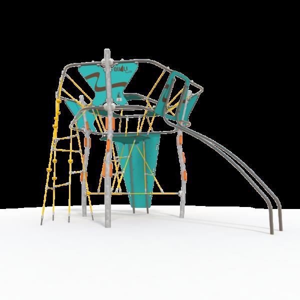 qualicite rope play climber playground