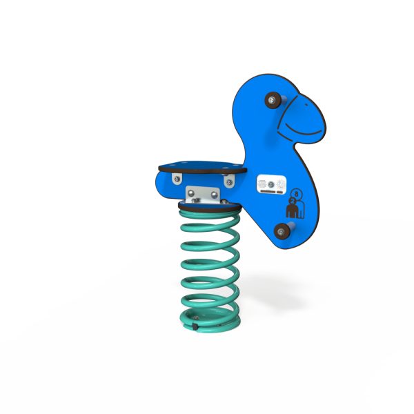 duck spring toy