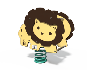 lion spring toy