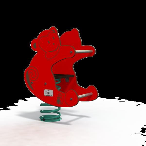 bear spring toy