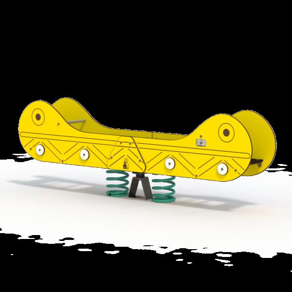 kayak spring toy