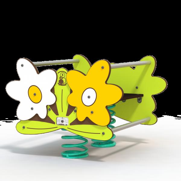 garden flower spring toy