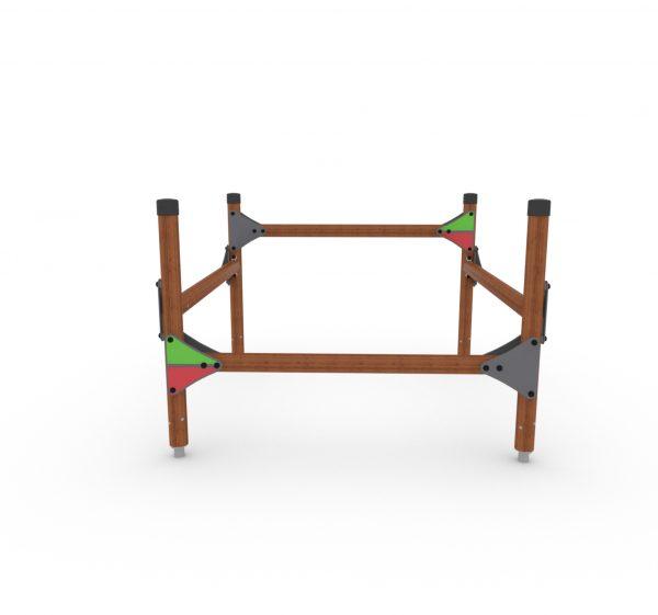 Hags UniPlay Obstacle Course Ninja Warrior