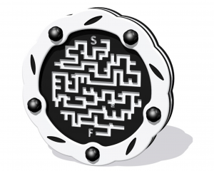 Spin Maze Panel